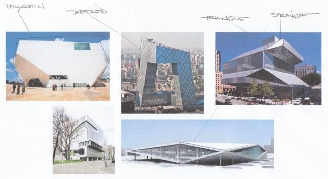 Koolhaas buildings shape_line