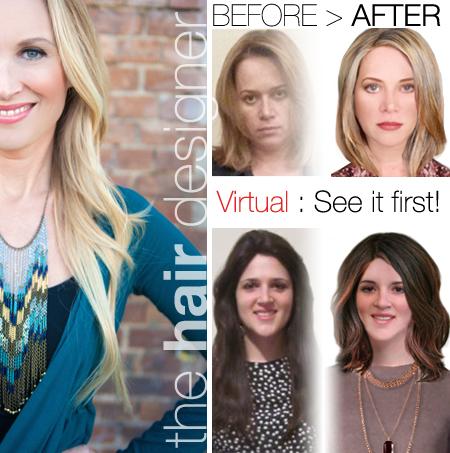 Virtual Hair Designer