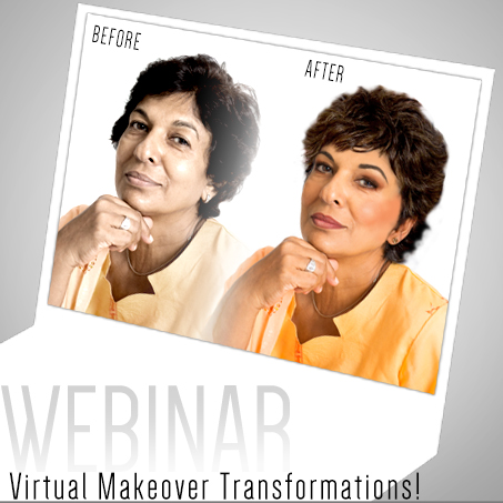 The Style Core Webinar Virtual Makeover Transformations