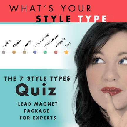 Style Type quiz product image