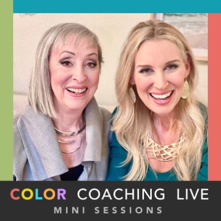 Color Coaching Mini Sessions2021